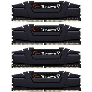 G.Skill RipJaws V schwarz 32 GB Kit, DDR4-3600, CL17