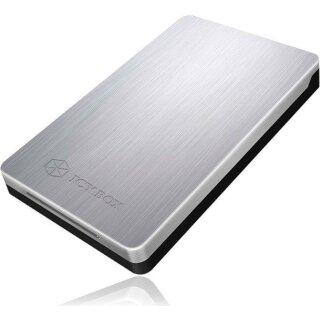 "Icy Box IB-234U3a, 2.5"" (6.4cm), USB 3.0 Externes Festplatten Gehäuse"