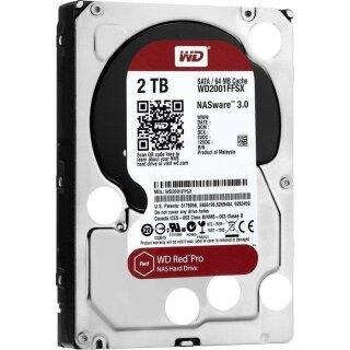Western Digital WD2002FFSX 2 TB, Festplatte SATA HDD