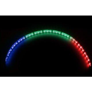 Phobya LED-Flexlight HighDensit RGB (18x SMD LED´s) 30cm