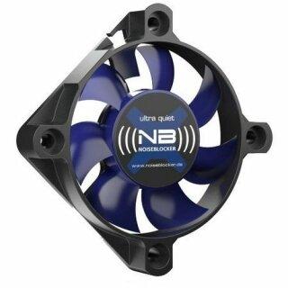 Noiseblocker BlackSilentFan XS-1 50x50 x 10 mm Lüfter Gehäuse Kühler FAN Silent