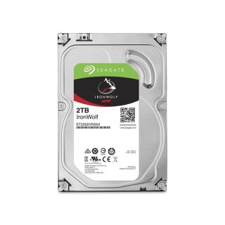 Seagate IronWolf NAS HDD 2 TB Festplatte