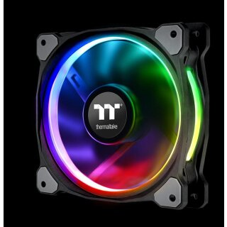 Thermaltake Riing Plus 12 LED RGB, Premium Edition 3er Pack