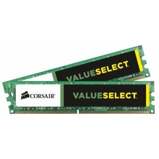 Corsair ValueSelect CMV16GX3M2A1333C9 16GB 2x8GB DDR3-1333,PC3-10600