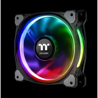 Thermaltake Riing Plus 14 LED RGB TT Premium Edition, 3er-Pack Lüfter SET