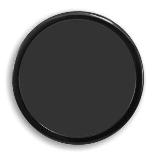 DEMCiflex Staubfilter 200mm, rund - schwarz/schwarz