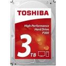 Toshiba P300 High-Performance 3 TB, SATA Festplatte HDD