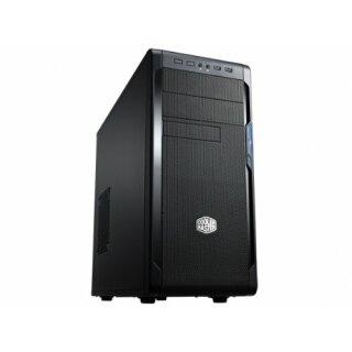 Cooler Master N300, ATX-Midi-Tower, schwarz, ohne Netzteil