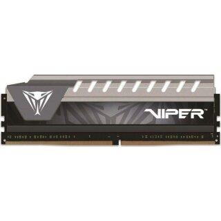 Patriot Viper 4 Elite grau DIMM 8GB, DDR4-2400