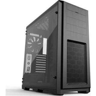 Phanteks Enthoo Pro Midi-Tower, Tempered Glass - schwarz, PC Gehäuse, Miditower