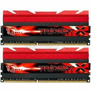 G.Skill TridentX DIMM Kit 16GB, DDR3-2400, CL10