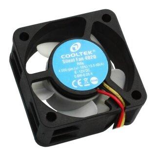 Cooltek Silent Fan 4020 - Lüfter