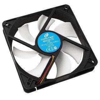 Cooltek Silent Fan 120 - Lüfter