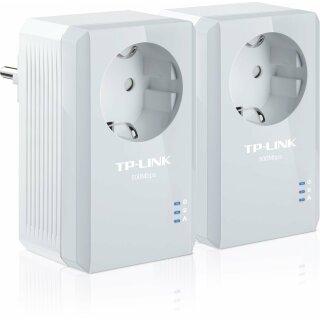 TP-Link TL-PA4010PKIT AV500 500Mbit Powerline Nano Starter Kit