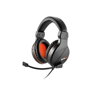 Sharkoon Rush ER3 schwarz/rot Gaming Headset