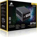 Corsair SF750 80 PLUS Platinum 750 Watt SFX12V PC Netzteil