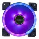 Akasa Vegas TLX Addressable-RGB Lüfter, 120 mm...