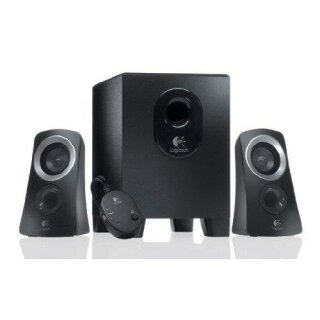 Logitech Z-313 System Speaker, PC Lautsprecher, Boxen