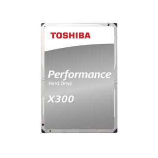 Toshiba X300 High-Performance 10 TB, 3.5 (8.9cm), Retail, Festplatte