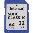 Intenso R20/W12 SDHC 32 GB, Class 10