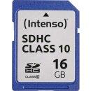 Intenso R20/W12 SDHC 16 GB, Class 10