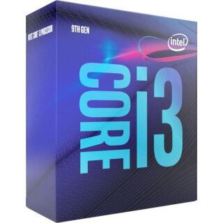 Intel i3-9100, 4x 3.60GHz, boxed