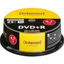 Intenso DVD+R 4.7 GB 16x, 25er Spindel bedruckbar