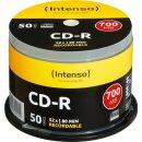 Intenso CD-R 80min/700 MB 52x, 50er Spindel