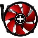 Xilence A250PWM, CPU-Kühler schwarz/rot