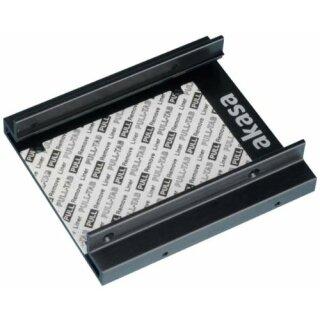 """Akasa AK-MX010 Halterahmen für SSD/HDD 8.9 cm 6.4 cm ( 3,5"""" auf 2,5"""" )"""