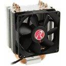 RAIJINTEK Aidos Black, Heatpipe CPU-Kühler, PWM - 92mm