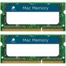 Corsair Mac Memory SO-DIMM Kit 8GB, DDR3-1333, CL9
