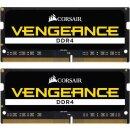 Corsair Vengeance SO-DIMM Kit 16 GB, DDR4-2666, CL18