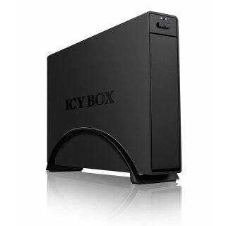 Icy Box IB-366STU3+B Festplattengehäuse 8,9 cm (3,5 Zoll), USB 3