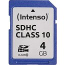 Intenso R20/W12 SDHC 4 GB, Class 10