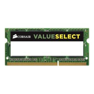 Corsair ValueSelect SO-DIMM 4 GB, DDR3L-1600, CL11