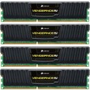 Corsair Vengeance LP schwarz Kit 32 GB, DDR3-1600, CL9