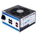 Chieftec CTG-750C, PC-Netzteil schwarz, 2x PCIe,...