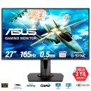 "ASUS VG278QR, 68,6 cm (27"") LED Monitor"
