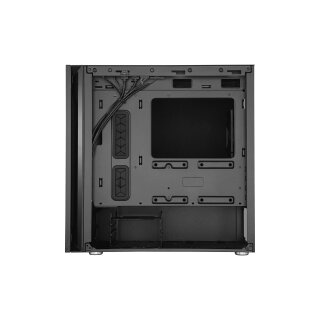 Cooler Master Silencio S400, Midi Tower, tempered Glass, PC Gehäuse, Case