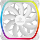 Enermax SquA RGB weiß, 120 mm Lüfter