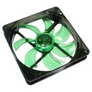Cooltek Silent Fan 140 Green LED - Lüfter