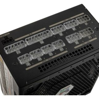 Super Flower Leadex III ARGB 80 PLUS Gold Netzteil, modular - 750 Watt