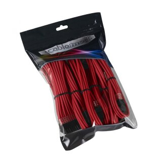CableMod PRO ModMesh Cable Extension Kit - rot