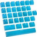 Ducky Rubber Keycap Set, 31 Tasten, Double-Shot,...