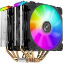 Jonsbo CR-2000 GT CPU-Kühler Dual Tower, ARGB - 2x...