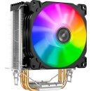 Jonsbo CR-1200 CPU-Kühler, ARGB - 92mm, schwarz