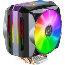 Jonsbo CR-1100 CPU-Kühler, ARGB - 2x 120mm, grau