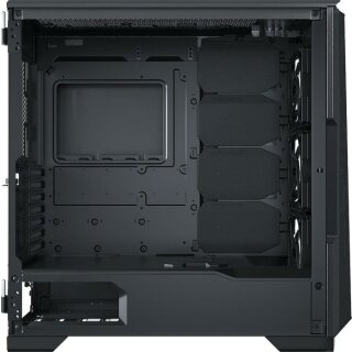 PHANTEKS Eclipse P500A D-RGB Midi-Tower, Tempered Glass - schwarz