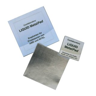 Coollaboratory Liquid Metal Pad - 3 x CPU